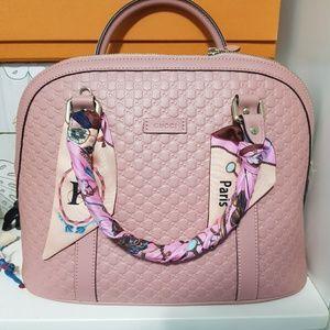 Light pink Gucci medium dome